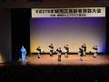 (準優勝)舞踊 長尾校区「美保の会」